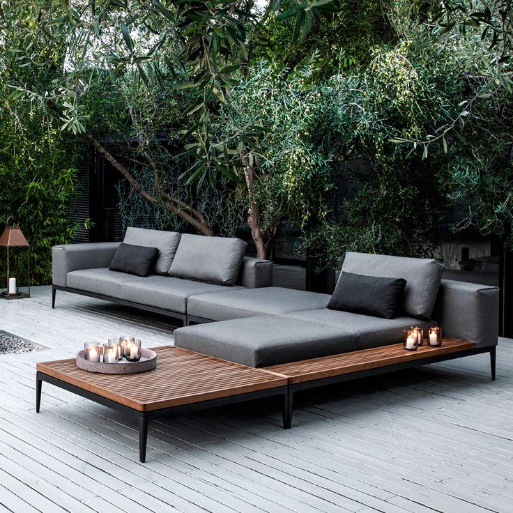 modern garden furniture inspiration from houseology.com. deck furnitureoutdoor ... HVODSKC