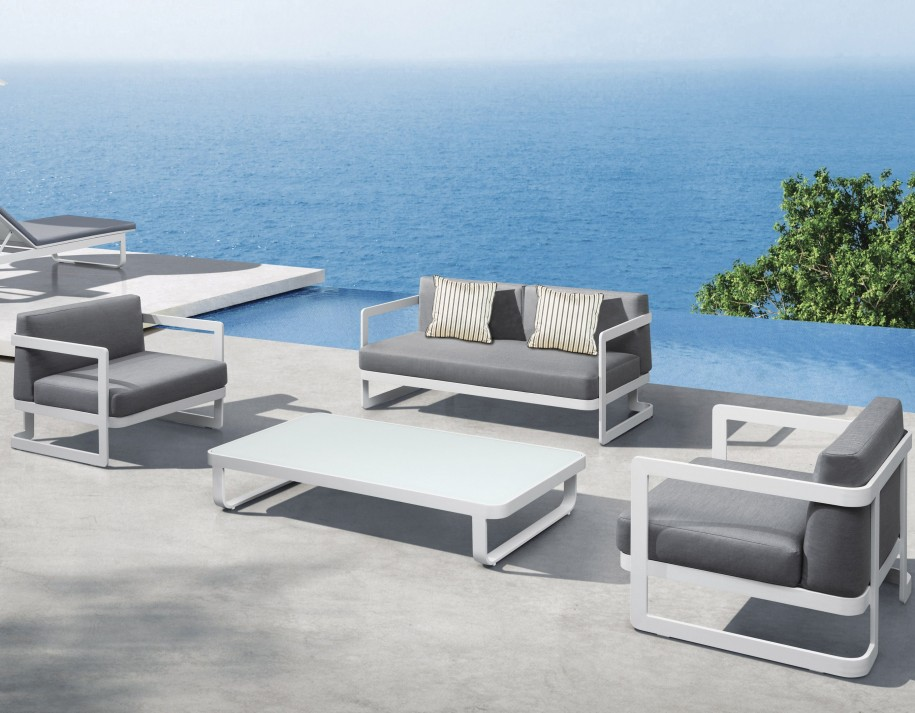 modern garden furniture modern outdoor patio furniture sets home design  ideas RVCYPDY