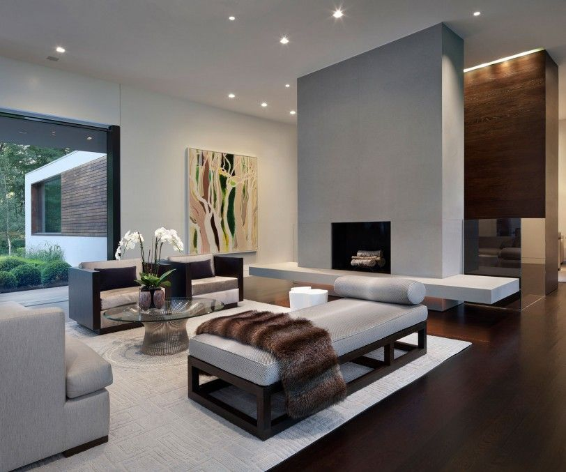 modern interior design chic interior design with sleek lines CWFZTKU