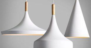 modern lighting modern wood metal light chandelier pendant lighting ceiling fixture white  3550u | BJDVYYD