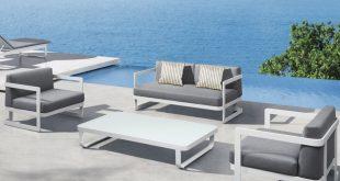 modern outdoor furniture ... outdoor restaurant at the modern luxury hotel, blog21 blog27 blog12 LFKKYZH