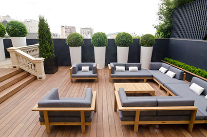 modern outdoor furniture pure VMUOVNY