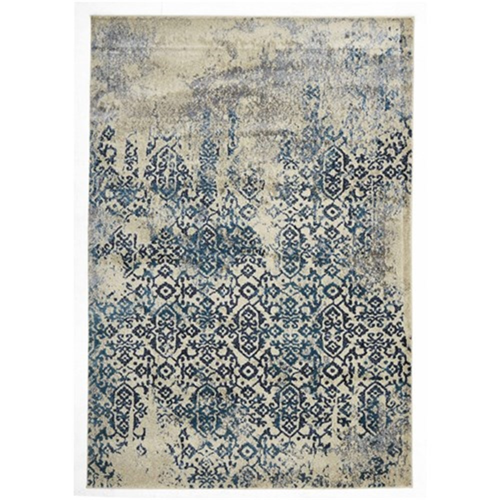 modern rugs rug culture heritage blue modern rug 230 x 160cm KGAWCFT