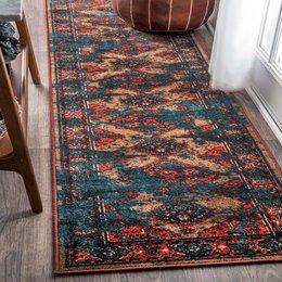 modern rugs runner rugs YLVOEZN