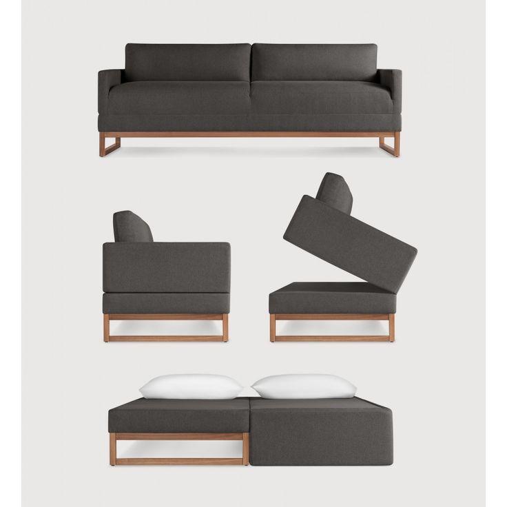 modern sofa beds diplomat modern sleeper sofa - queen sleeper sofa | blu dot FREWNWO