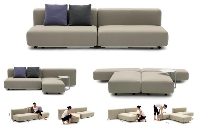 modern sofa beds - sb 27 - made in italy modern-futons CJWQYFF