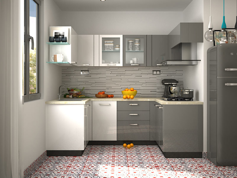 godrej kitchen design for beautiful and designer kitchen select modular kitchen 1254