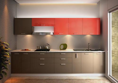 modular kitchen designs straight modular kitchen design LKILHOK