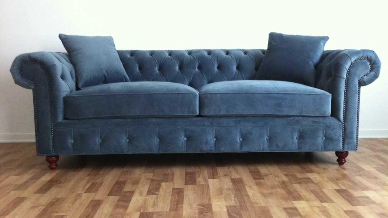 Asking For A Custom Sofa
