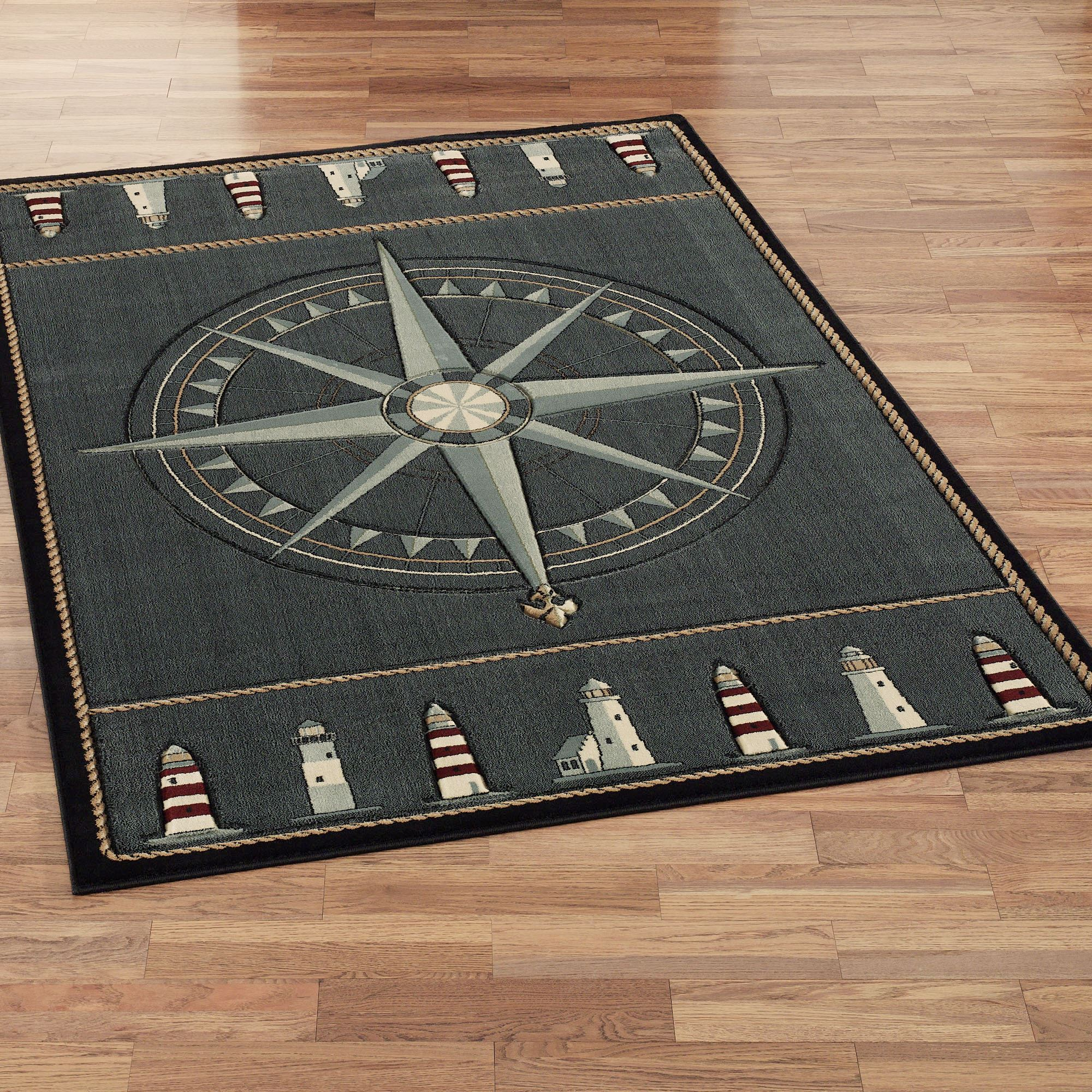 nautical rugs compass rose nautical area rugs EIMYCDN