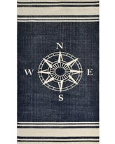 nautical rugs dynamic rugs nautical cotton rug (2u00273 x 4u00276) - 2 NOVJEUO