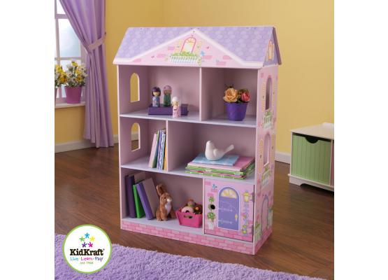 new dollhouse bookcase magnifier GAEUDFA