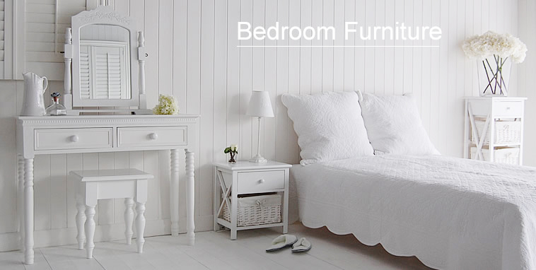 new england white bedroom furniture from the white lighthouse JXEUYMJ