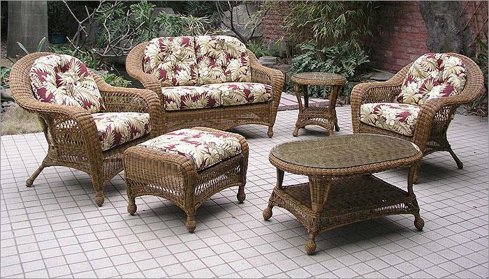 new fashion of decoration: the wicker furniture - decorifusta MQWFNMX
