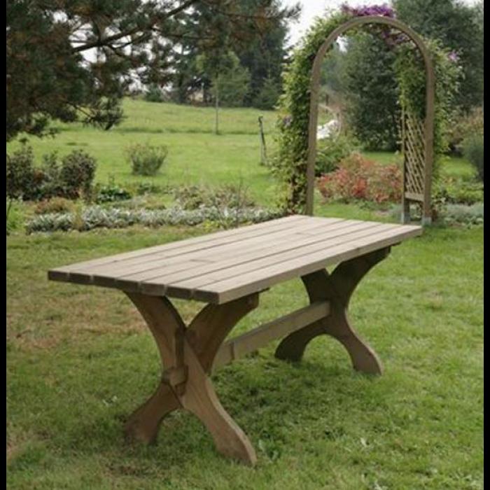 nowy targ octagonal garden table YJQFYGO