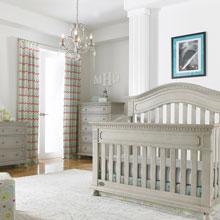 nursery furniture sets gray nursery sets SPVFTXH