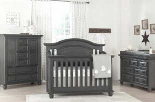 nursery furniture sets london lane - arctic gray HZDXAPM
