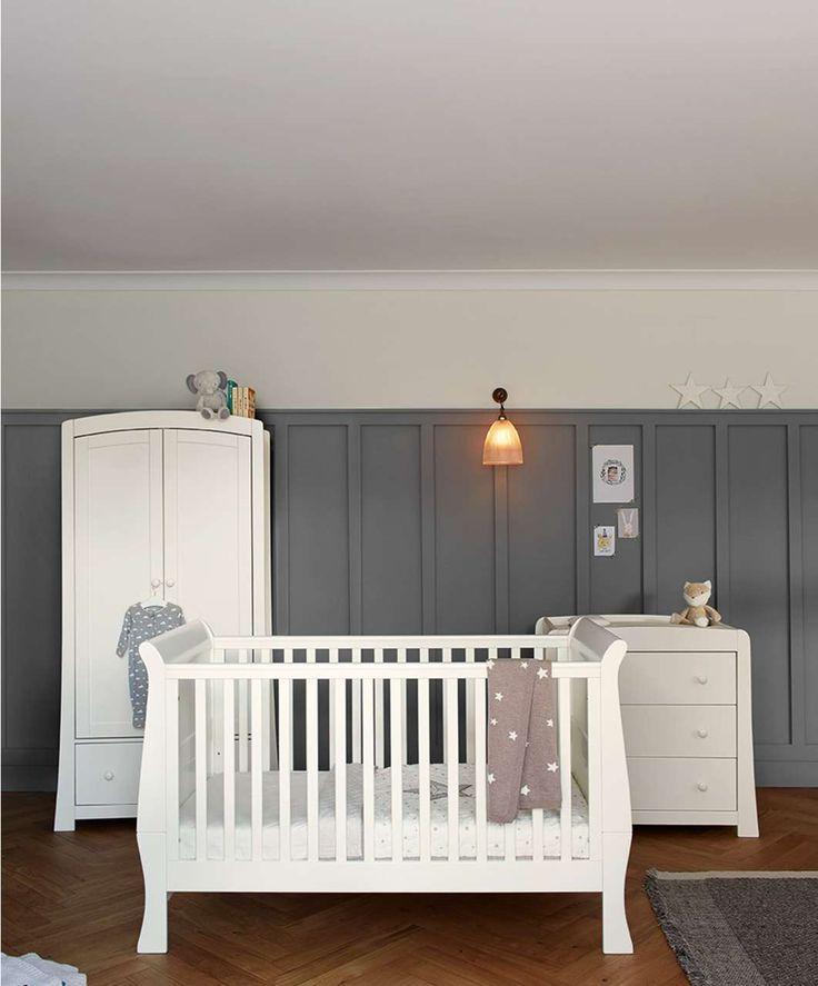 nursery furniture sets mia 3 piece set - ivory | nursery furniture | mamas u0026 papas OQPZZBC