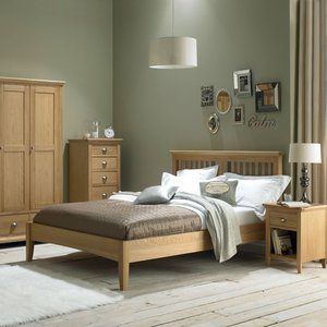 oak bedroom furniture beds IVVCAHJ