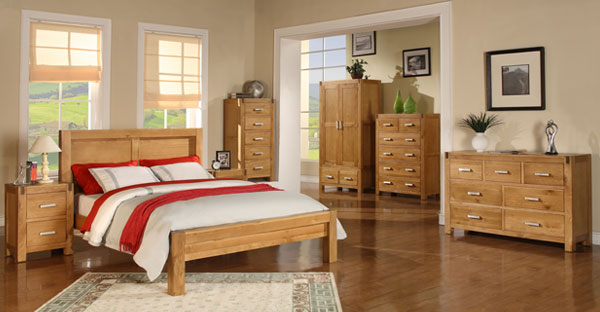 oak bedroom furniture TEDEQOJ
