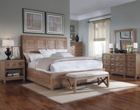 oak bedroom furniture ventura white oak bedroom collection MYHLJBV