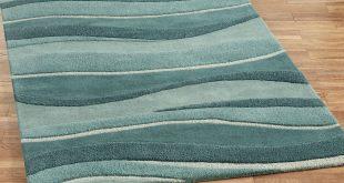 ocean landscapes wool area rugs MYTQYSY