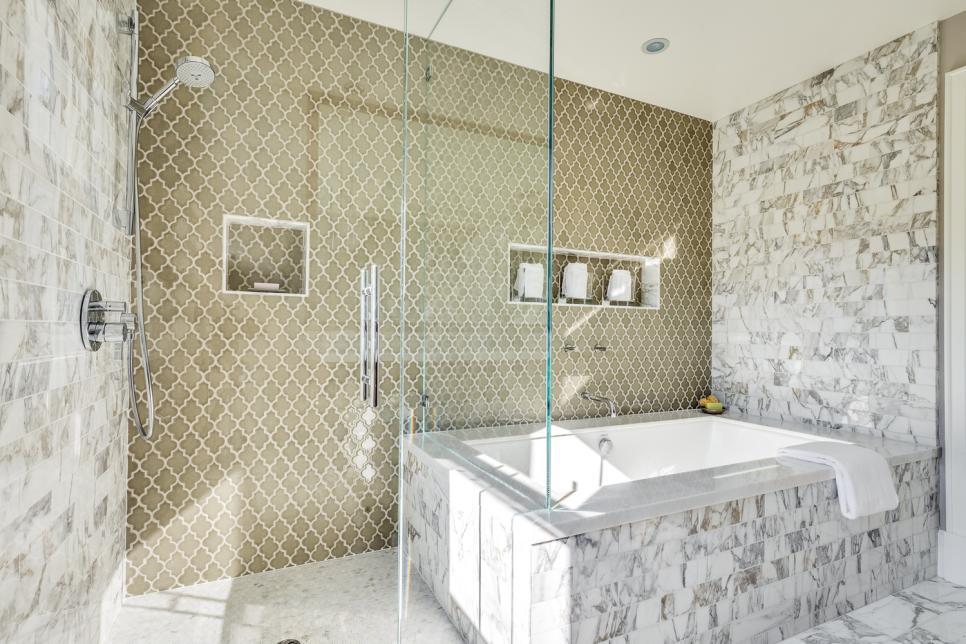 our 40 fave designer bathrooms | hgtv JJHPPKP