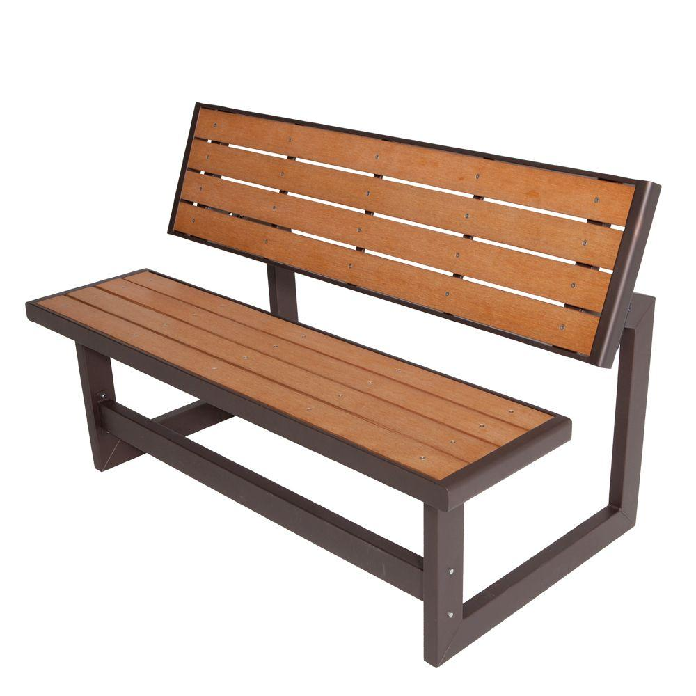 outdoor benches convertible patio bench NXZCOPL