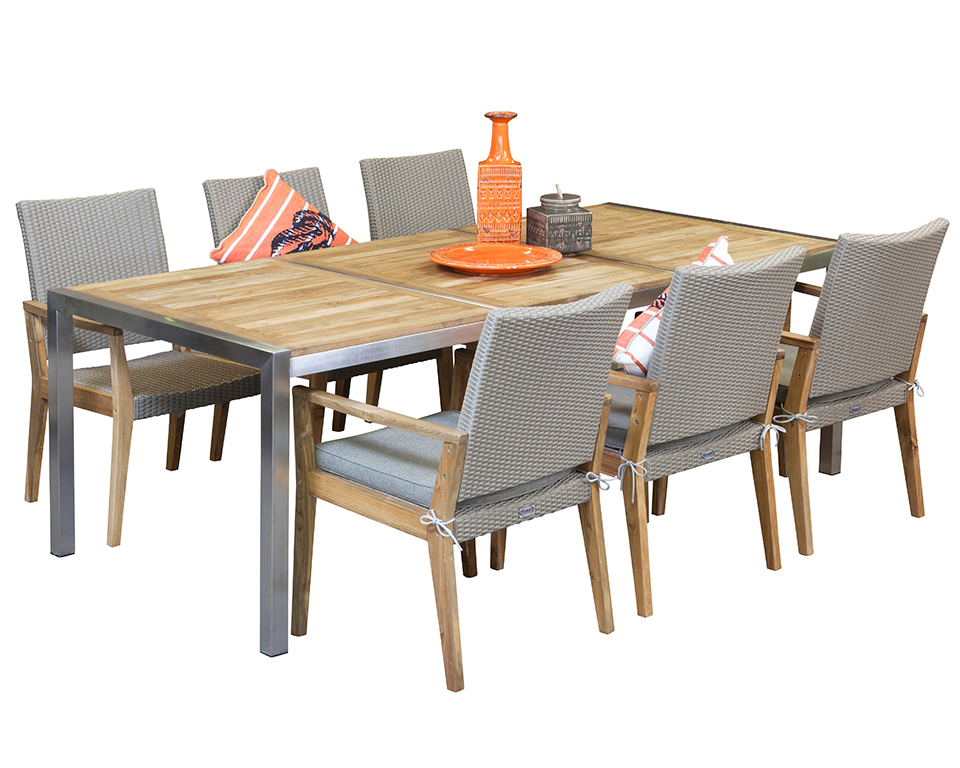 outdoor furniture perth colibri 6 seater westrock table, outdoor dining furniture, outdoor dining  settings, outdoor JVKWEWO