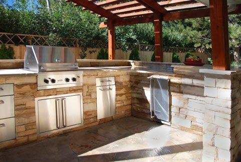 outdoor kitchen arcadia design group - centennial, co MFMAJDL