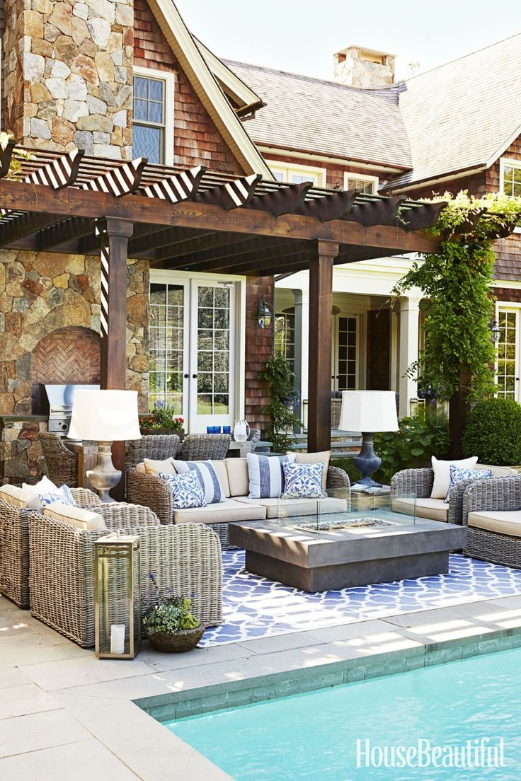 outdoor living 4 indoor decorating moves to take outside HIPWZGS
