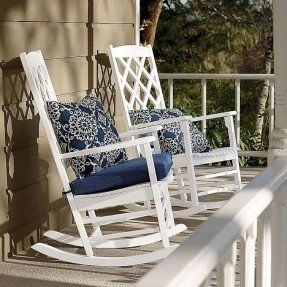 outdoor rocking chair white outdoor rocking chairs cushions XIGTFXL