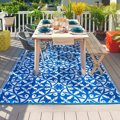 outdoor rugs blue-and-white-san-juan-outdoor-rug.jpg ... YHUCMDD