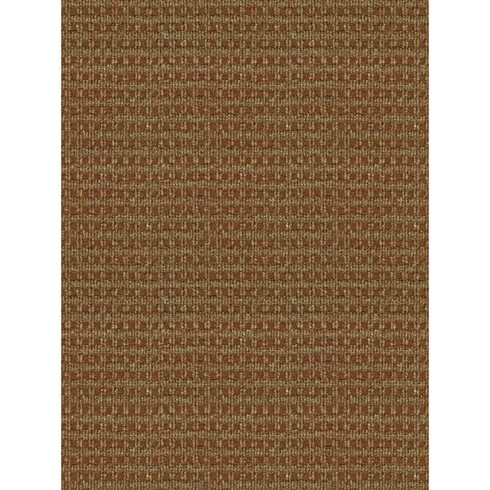 outdoor rugs foss checkmate taupe/walnut 6 ft. x 8 ft. indoor/outdoor area CFPUENB