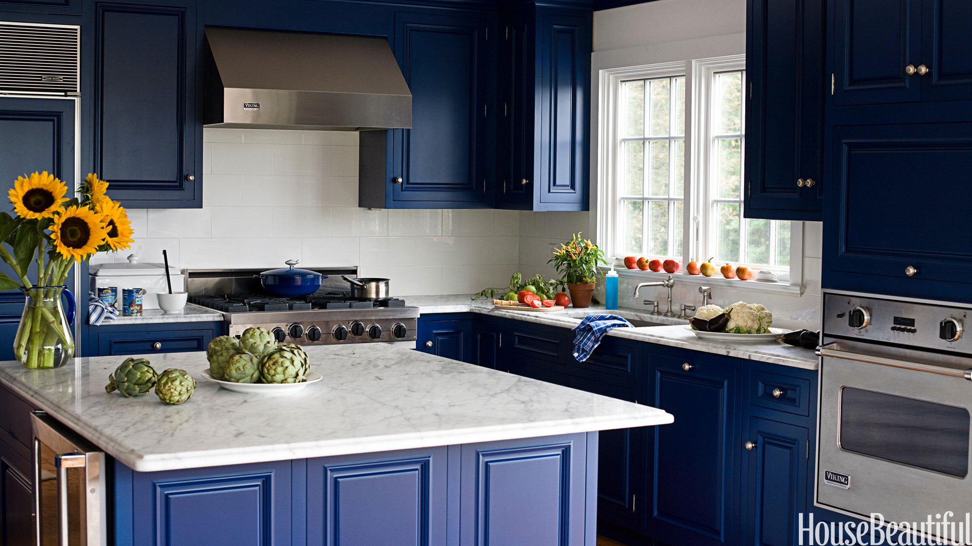 Paint colors for kitchens