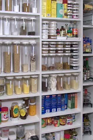 pantry organizers helpful tips u0026 videos on organization. organized pantry ... SAIEFCP