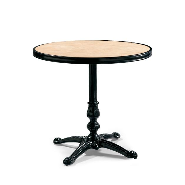 paris round marble bistro table SHBGZQT