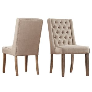 parsons chairs muier parsons chair (set of 2) WLGRXAG