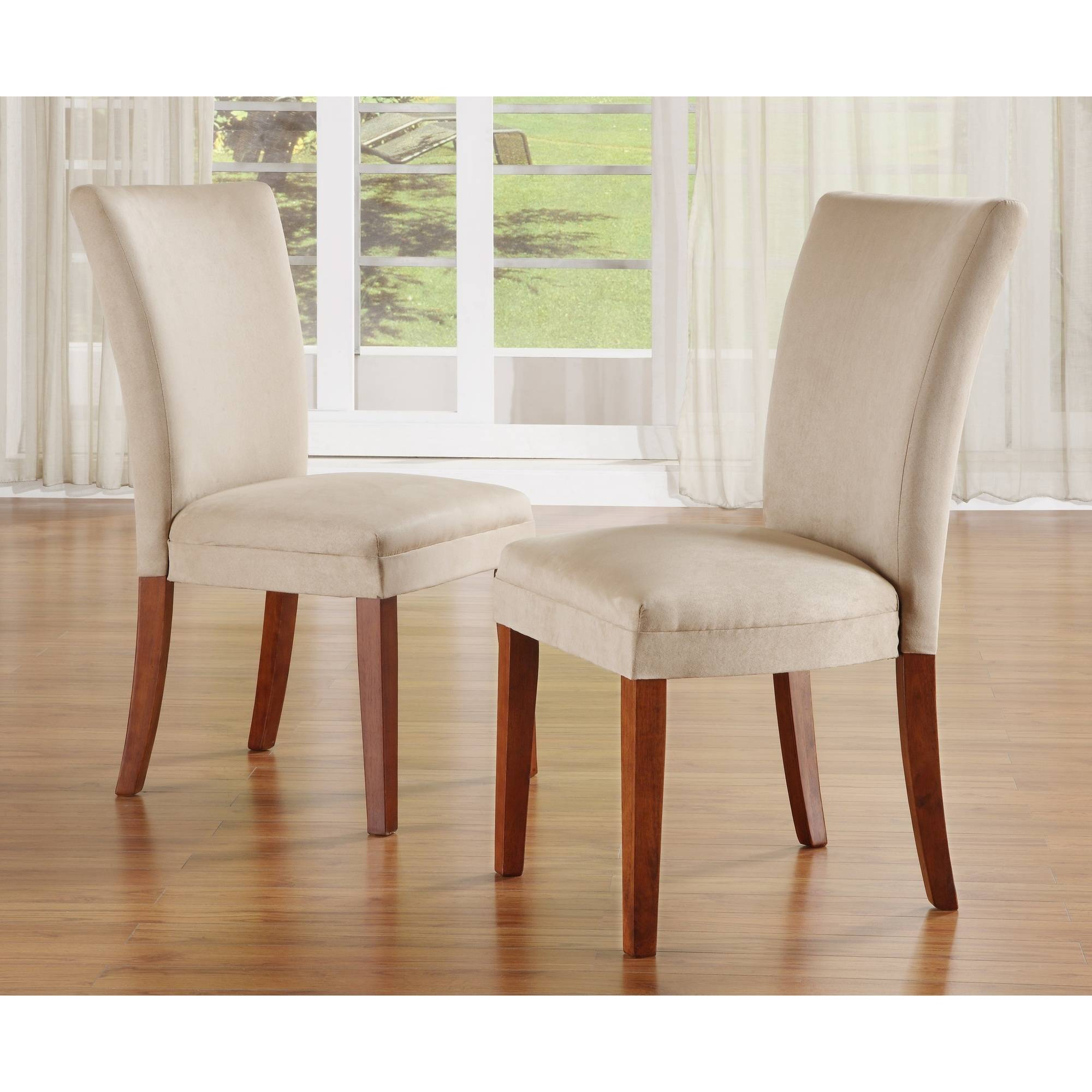 parsons chairs set of 2 parson dining chairs, peat KWVFYPO
