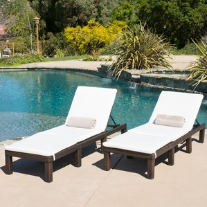 patio chaise lounge outdoor lounge chairs YPHAJLQ