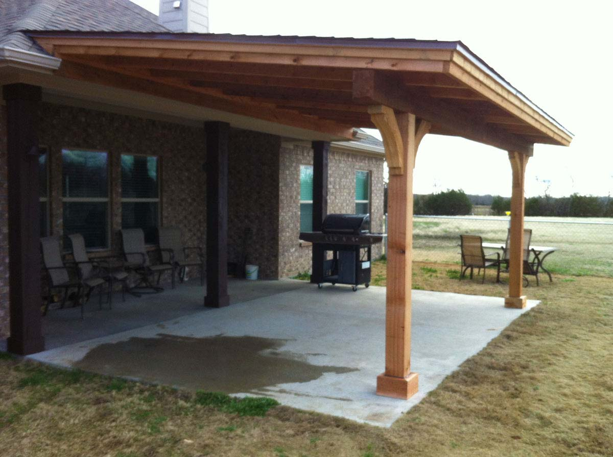 patio covers simple royce city patio cover with shingles QLIFRWQ