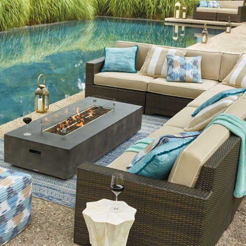 patio furniture modular seating DPSYZMG