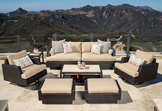 patio furniture portofino GSLPODI