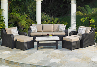 patio furniture valencia DHSEQGJ