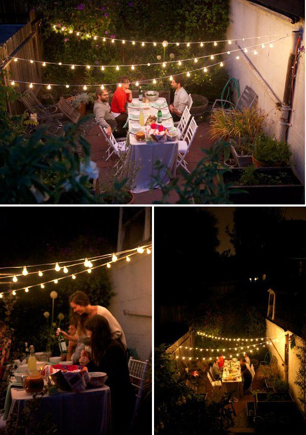 patio lights 26 breathtaking yard and patio string lighting ideas will fascinate you ZBVDHFC