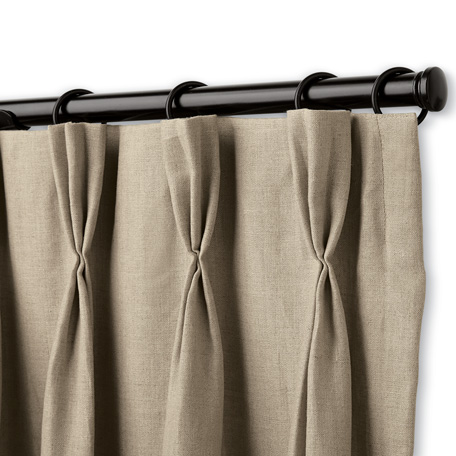 pinch pleat drapes pinch pleat drapery VBYCGPQ