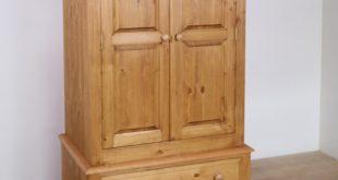 pine wardrobes solid pine 36 inch 2 door wardrobe with drawers. INRHBNP