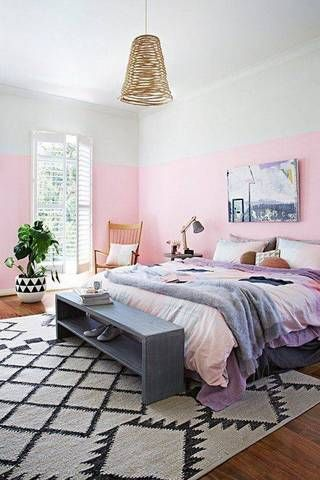 pink bedroom 54 ways to paint your bedroom! FAIVRMT