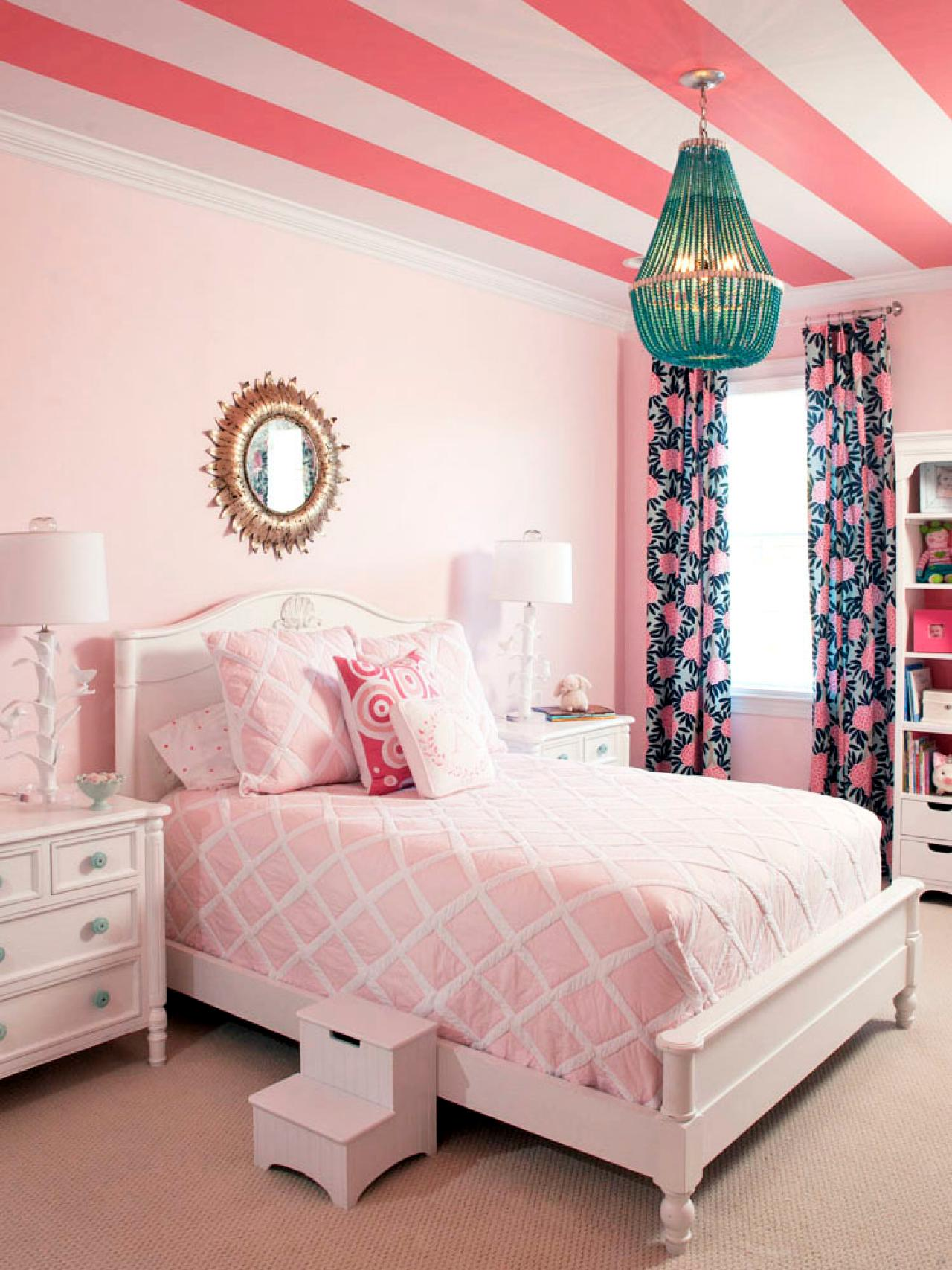 pink bedroom pink glamour QWIQPXX