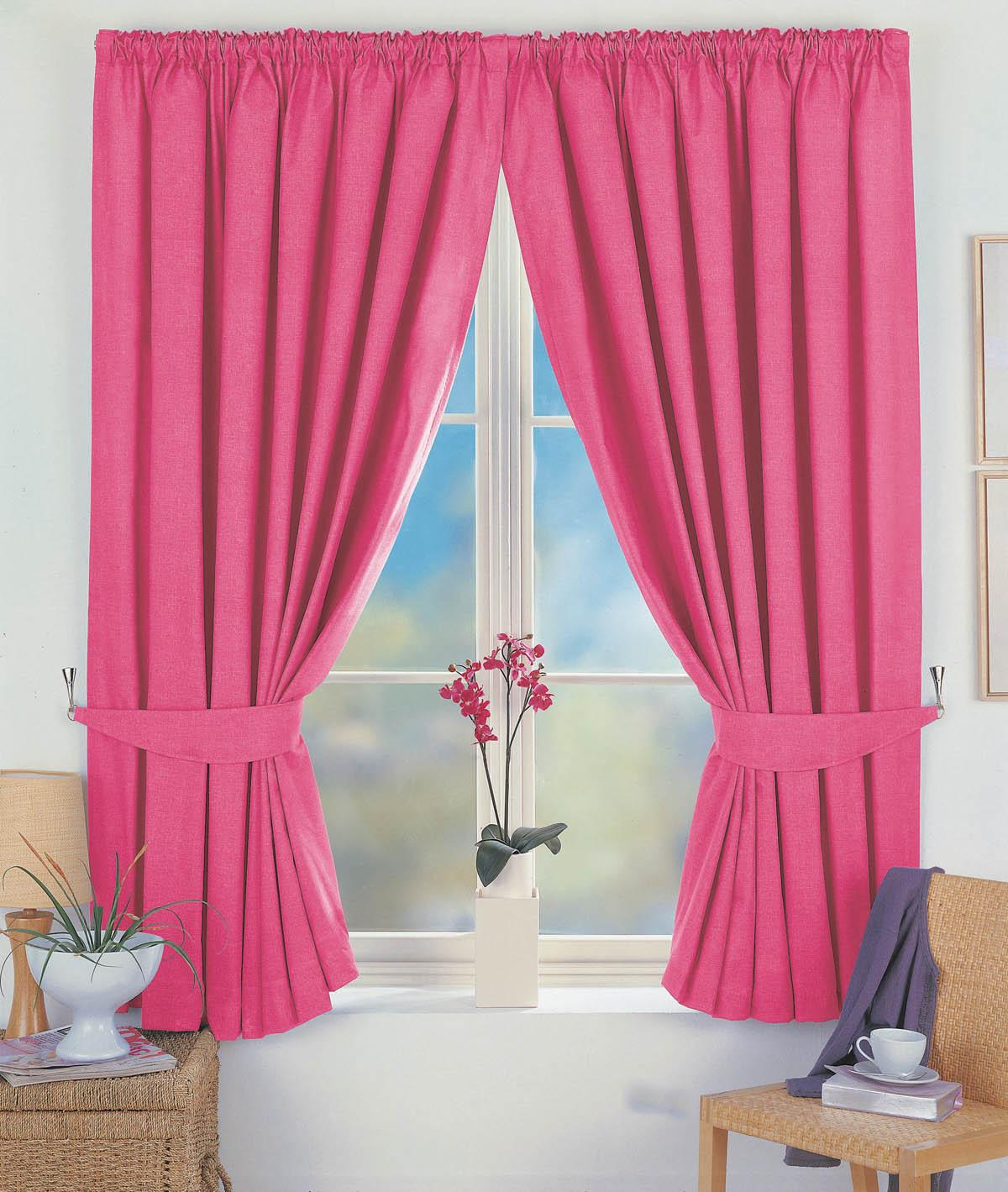 pink curtains norfolk ready made lined blackout curtains NXEMLRS